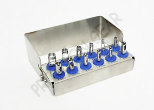 Dental Implant Tissue Punch Kit terphine Drill And Guide Punch Mini Kits