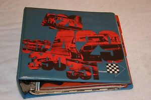 Original 1969 Ford Motorsport Hi Performance Handbook Boss 302 429 69 Shelby