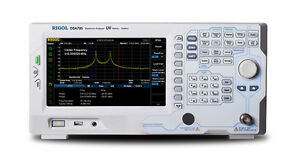 Rigol Dsa705 Spectrum Analyzer For Lower Frequency Rf Test 9khz 500mhz For Iot