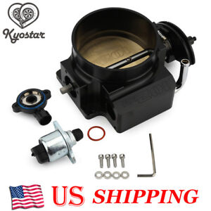102mm Throttle Body Tps Iac Position Sensor For Ls1 Ls2 Chevrolet Camaro 5 7l
