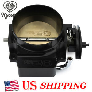 92mm Throttle Body For Gm Gen Iii Chevrolet Camaro Pontiac Firebird 5 7l Ls1 Ls2