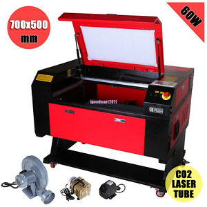 Red Dot 60w Co2 Usb Laser Cutter Engraver Up down Table Engraving Machine Dsp