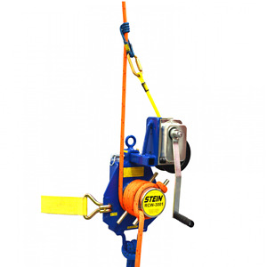 Stein Rcw 3001 Lowering Device With Winch And Tension Pulley