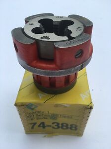 Armstrong 7 8 Bolts Nc Die Head Power Threading Pipe Power Pony Fits Ridgid