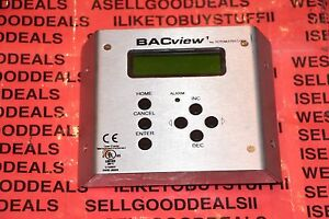Automated Logic Bacview 5 Display Controller Bacnet Bacview5