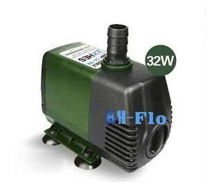 740gph Submersible Water Pump For Aquarium Fish Tank Pond Fountain Irrigation