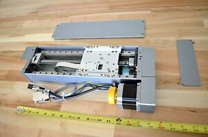 Primatics Plg110 Ballscrew Linear Actuator W Encoder Nema23 Stepper Motor Cnc