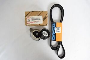 Toyota Tundra 2007 2021 Tensioner And Drive Belt Kit 9091602680 166200s012