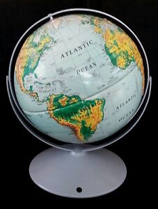 Nystrom Sculptural Relief 12 Globe No 39 37 1994