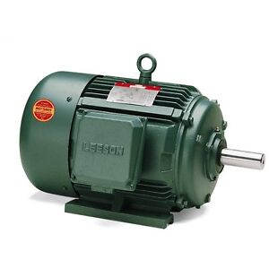 300 Hp 1785 Rpm 449t Frame 460 Volts Tefc Leeson Electric Motor 171529
