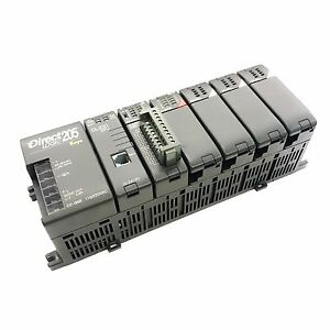 D2 06b Direct Logic 205 Koyo Dl230cpu D2 16na D2 08tr