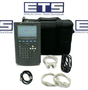 Fluke 682 Enterprise Lanmeter Cat 5 5e Ethernet Network Analyzer