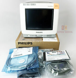 Philips Mp5 Patient Monitor Loaded With Msco2