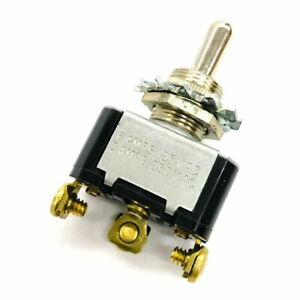 Eaton E10 t106ds Toggle Switch On off on Spdt Screw Terminals