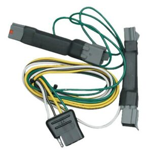 Trailer Wiring Harness Kit For 92 97 Ford Crown Victoria Mercury Grand Marquis