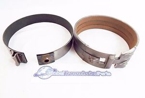 Gm 4l80e Turbo Th400 Transmission Hd Front Rear Reverse Band Combo Pack