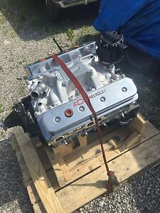 Chevrolet Performance Sp350 Base Crate Engine 19333157 5 7l V8 385hp Hot Rod