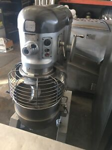 Hobart 60qt Mixer P660 Three Phase comes With Ss Bowl Guard Hook 2 5 Hp