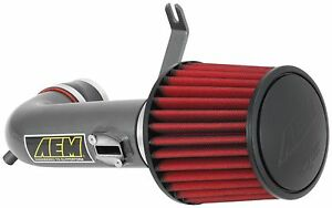 Aem 21 713c Cold Air Intake System Gunmetal Gray Fits 2013 2016 Nissan Altima