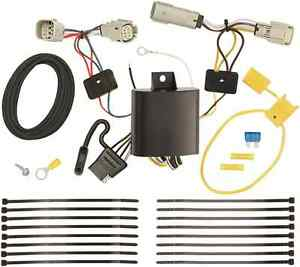Trailer Wiring Harness Kit For 2016 Cadillac Ct6 All Styles Plug