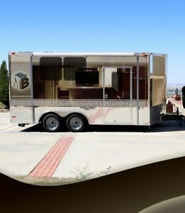 Brand New Mobile Barbershop Offering Quality Finishes And Efficient Design