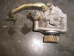 2007 Sterling 360 Mitsubishi Fe Engine 4m50 Power Steering Pump