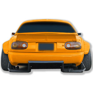 Miata 90 97 Mazda Body Kit Rear Wing Fiberglass Gt 180w