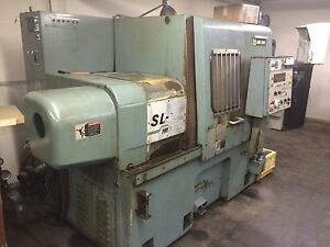 Mori Seiki Sl 2 Cnc Lathe With Manuals