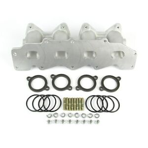 Ford Zetec 16v Inlet intake Manifold For Twin Weber dellorto Carbs