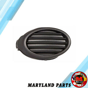 For 2012 2014 Ford Focus Front Bumper Fog Light Cover Insert Right Side Fits 2012 Ford Focus