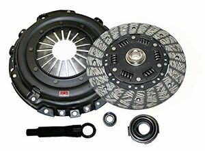 Competition Clutch Twin Disc For 89 02 Nissan Skyline Rb20 Rb25 Rb26