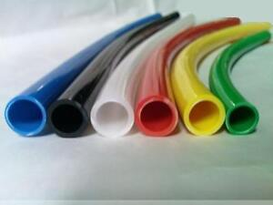 Nylon Pu Hose Tube Tubing Clear 1 4 15ft 4 5m Water Methanol Alcohol Injection