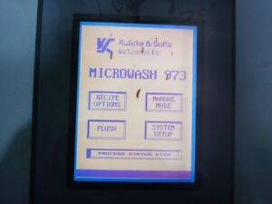 Automation Direct Dp m321 Touch Screen 9 19413 Rev 3 Operator Interface Dpm321