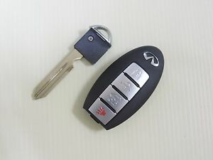 Oem Smart Key Keyless Entry Remote Cwtwbu624 For Infiniti Qx56 New