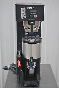 Bunn Tf Dbc Coffee Brewer With Air Pot