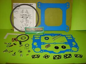 Edelbrock Afb Carburetor Non Stick Rebuild Kit 1400 1403 1404 1405 1406 1407