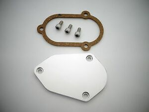 Datsun 240z 260z 280z 510 New Billet Head Timing Cover Plate L24 L26 L28 040