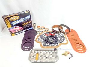 Turbo 400 Transmission Super Master Rebuild Kit W Stage 1 Clutches