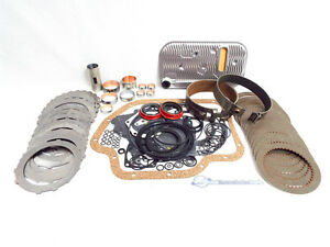 High Performance Gm Turbo Th400 Master Transmission Rebuild Kit Best Value Parts