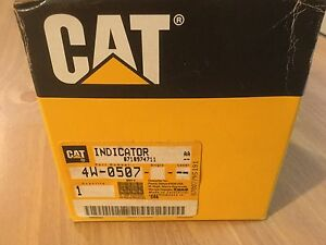 Genuine Caterpillar Indicator 4w 0507