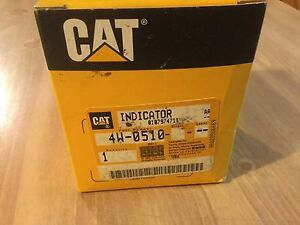 Genuine Caterpillar Indicator 4w 0510