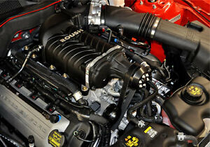 Ford Mustang Gt 5 0l 2011 2014 Roush Phase 1 Supercharger Intercooled Kit