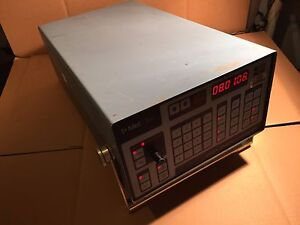 Working Met One Laser Particle Counter 205 01 115 s89