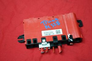 Bmw 228 320 328 335 420 428 Trunk Battery Fuse Relay Junction Distribution Box
