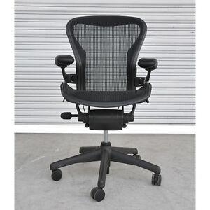 Herman Miller Aeron Executive Chair Size B mr5119