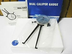 Fowler 52 553 102 Dial Caliper Gauge 20 45 Mm Made In Japan New