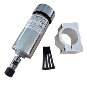 Xinhuangduo 48vdc Cnc Spindle Motor 400w Er11 For Cnc Engraving Machine Clamps