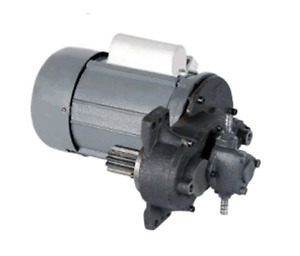 Motor With Gearbox For Electric Threader Machine P100 1 2 4 Fits Ridgid