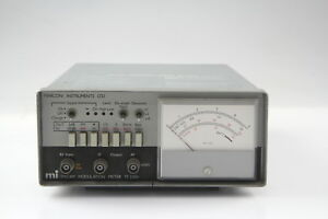 Marconi Instruments Tf2304 Fm am Modulation Meter Not Working 2