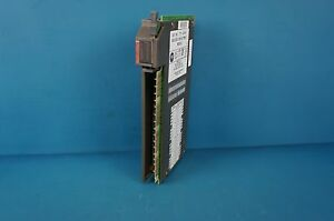 Lot Of Five Allen Bradley 1771 id16 a Isolated 120v Ac Input Module